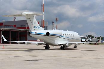 CS-TFV - Omni Aviaçao e Tecnologia Bombardier BD-100 Challenger 300 series
