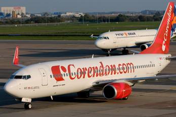 TC-TJG - Corendon Airlines Boeing 737-800