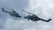 XZ722 - Royal Navy Westland Lynx HMA.8DSP aircraft