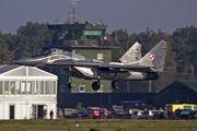 67 - Poland - Air Force Mikoyan-Gurevich MiG-29 aircraft