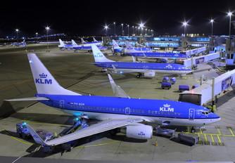 PH-BGM - KLM Boeing 737-700
