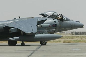 ZD327 - Royal Air Force British Aerospace Harrier GR.7