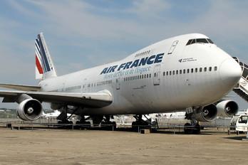 F-BPVJ - Air France Boeing 747-100