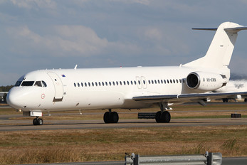VH-XWN - Alliance Airlines Fokker 100