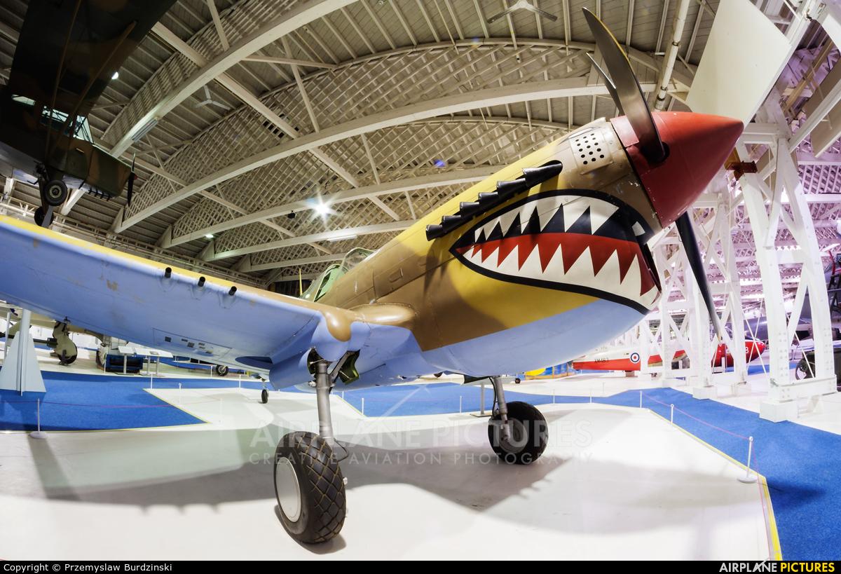 Royal Air Force FX760 aircraft at Hendon - RAF Museum