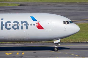N344AN - American Airlines Boeing 767-300ER