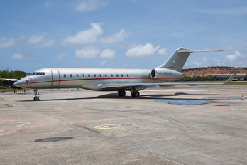 9H-VJD - Vistajet Bombardier BD-700 Global 6000