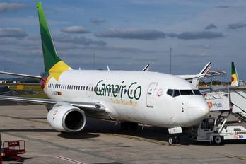 TJ-QCB - Camair Co Boeing 737-700