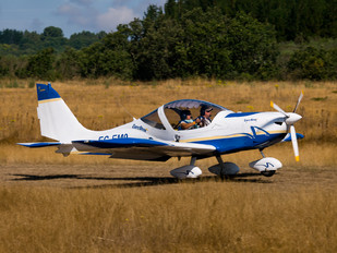 EC-EM9 - Private Evektor-Aerotechnik EV-97 Eurostar SL