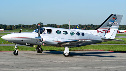 D-ICVW - Sylt Air Cessna 421 Golden Eagle