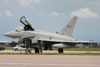 MM7300/36-12 - Italy - Air Force Eurofighter Typhoon