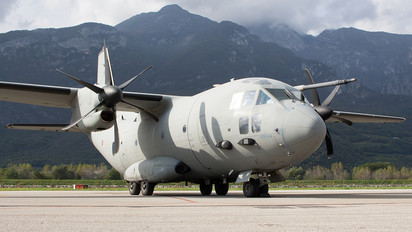MM62250 - Italy - Air Force Alenia Aermacchi C-27J Spartan