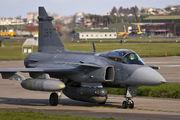 39269 - Sweden - Air Force SAAB JAS 39C Gripen aircraft