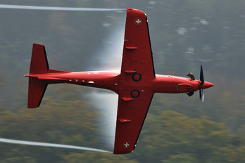 A-101 - Switzerland - Air Force Pilatus PC-21