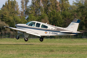 I-COKK - Private Beechcraft 33 Debonair / Bonanza
