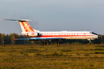08 - Russia - Air Force Tupolev Tu-134Sh