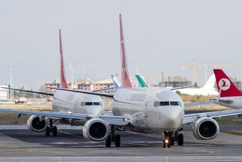 TC-JHL - Turkish Airlines Boeing 737-800