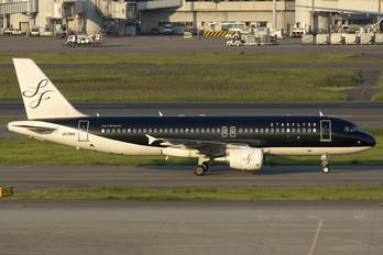 JA09MC - Starflyer Airbus A320