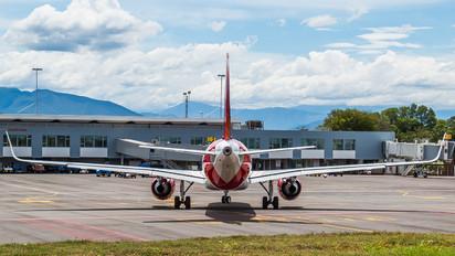 N728AV - Avianca Airbus A320