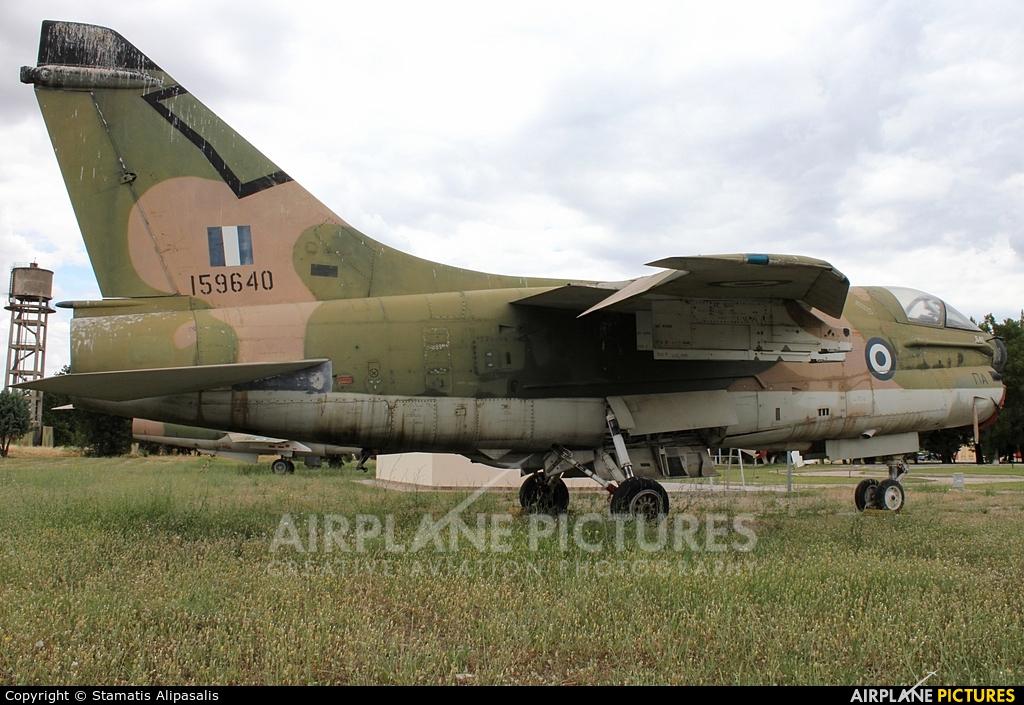 Greece - Hellenic Air Force 159640 aircraft at Nea Anghialos AB