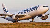 OH-LTU - Finnair Airbus A330-300 aircraft