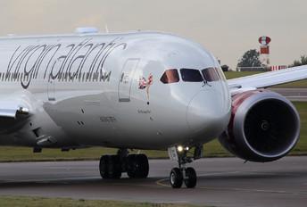 G-VNEW - Virgin Atlantic Boeing 787-9 Dreamliner