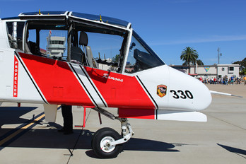 N409DF - California - Dept. of Forestry & Fire Protection North American OV-10 Bronco