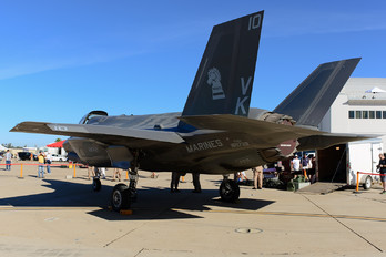 168728 - USA - Marine Corps Lockheed Martin F-35B Lightning II