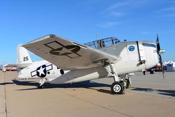N4171A - Private Grumman TBM-3 Avenger