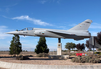 C.14C-79 - Spain - Air Force Dassault Mirage F1EDA