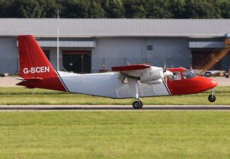 G-BCEN - Private Britten-Norman BN-2 Islander