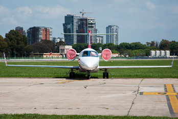 N445TG - Private Learjet 45