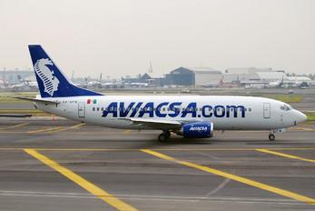 XA-UFW - Aviacsa Boeing 737-300