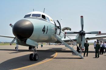 9041 - Japan - Maritime Self-Defense Force NAMC YS-11
