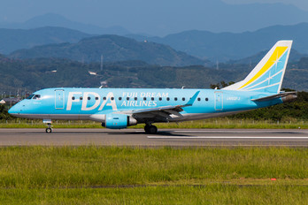 JA02FJ - Fuji Dream Airlines Embraer ERJ-170 (170-100)