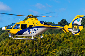 JA17TV - Nakanihon Air Service Eurocopter EC135 (all models)