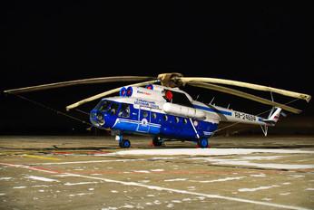 RA-24684 - Aerokuzbass Mil Mi-8T