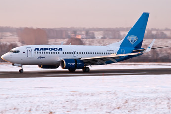 VQ-BEO - Alrosa Boeing 737-700