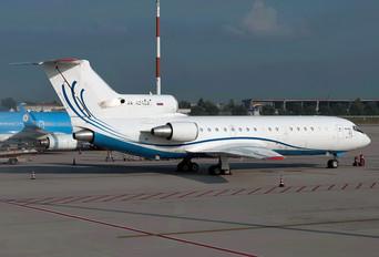 RA-42423 - Rusjet Aircompany Yakovlev Yak-42