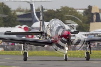 ZF244 - Royal Air Force Short 312 Tucano T.1