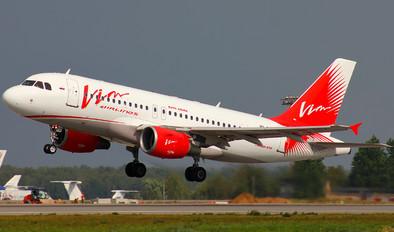 VP-BDZ - Vim Airlines Airbus A319