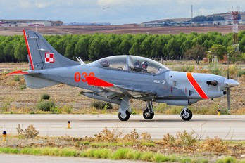 "038 - Poland - Air Force ""Orlik Acrobatic Group"" PZL 130 Orlik TC-1 / 2"