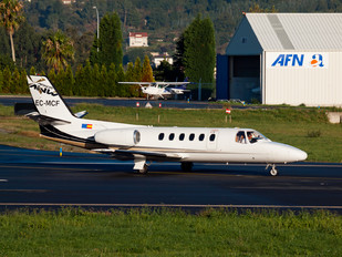 EC-MCF - Airnor - Aeronaves del Noroeste S.L. Cessna 551 Citation II SP