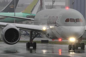 A7-BCP - Qatar Airways Boeing 787-8 Dreamliner
