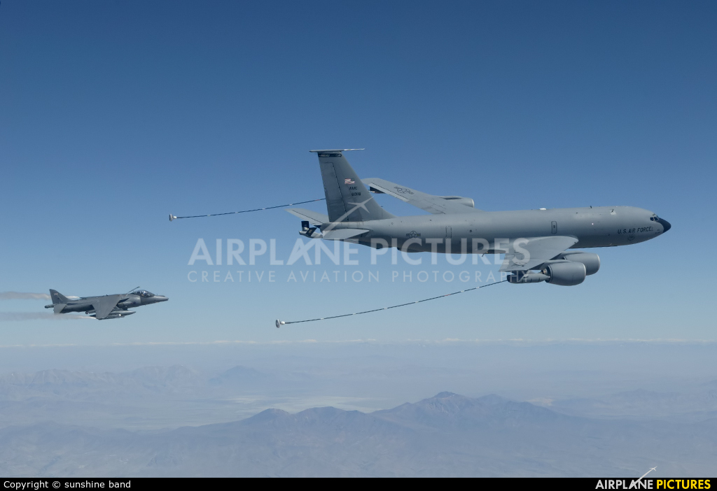 USA - Air Force 58-0118 aircraft at In Flight - Afghanistan