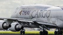 HS-TGJ - Thai Cargo Boeing 747-400BCF, SF, BDSF aircraft
