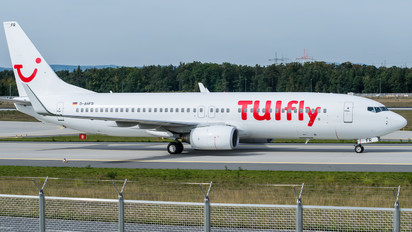 D-AHFR - TUIfly Boeing 737-800