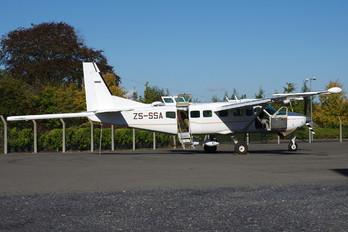 ZS-SSA - Fugro Airborne Surveys Cessna 208 Caravan