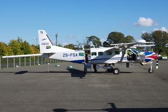 ZS-FSA - Private Cessna 208 Caravan