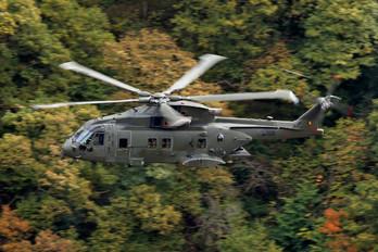 ZJ126 - Royal Air Force Agusta Westland AW101 411 Merlin HC.3